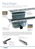 Purus Wetroom, Shower, Ensuite and Bathroom Drainage Solutions - Page 6