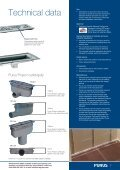 Purus Wetroom, Shower, Ensuite and Bathroom Drainage Solutions - Page 7