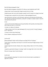 Ribe Stifts Religionspædagogiske Udvalg Ribe Stifts ...