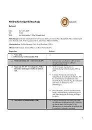 Referat 10 marts 2009 - Ribe Stift