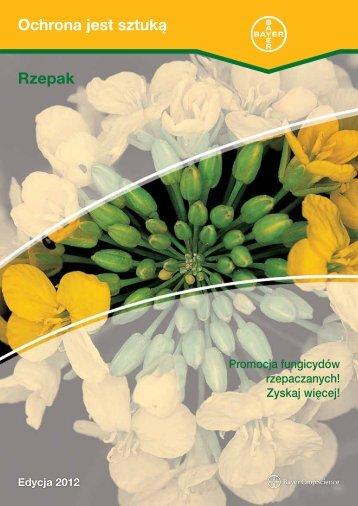 Rzepak - ochrona jest sztuka (.pdf 4.7MB) - Bayer CropScience