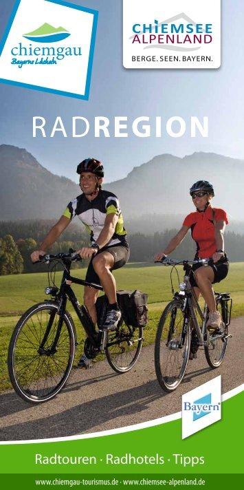 Rad Region - Chiemsee
