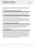 Explications concernant la protection des données sur ricardo.ch - Page 3