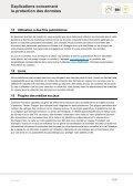 Explications concernant la protection des données sur ricardo.ch - Page 6