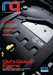 GM'sGlobal Engine - Ricardo