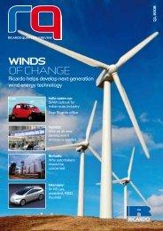 winds of Change - Ricardo