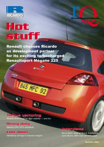 Hot stuff Hot stuff - Ricardo