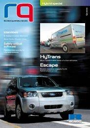 HyTrans Escape - Ricardo