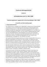 Ricardo.de AG Jahresabschluss per 31.03.2008