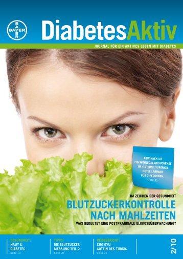 BLUTZUCKERKONTROLLE NACh MAhLZEITEN - Bayer-Diabetes ...