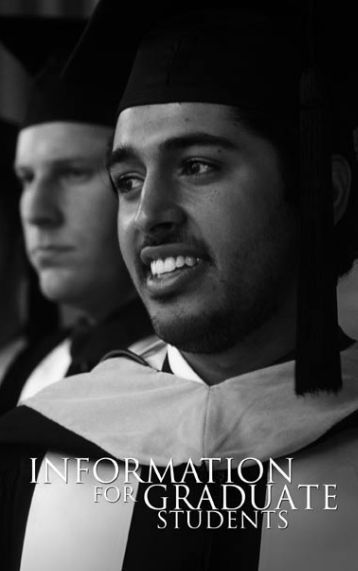 08 Graduate Info.indd - Rice University