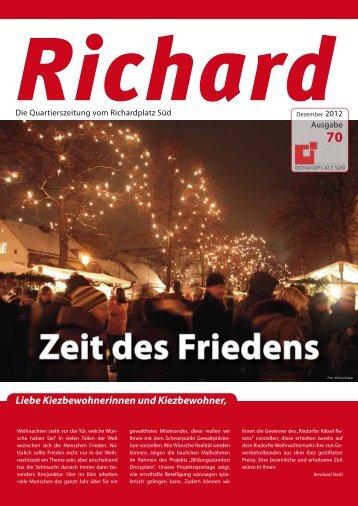 Richard 70 - Quartiersmanagement Richardplatz Süd