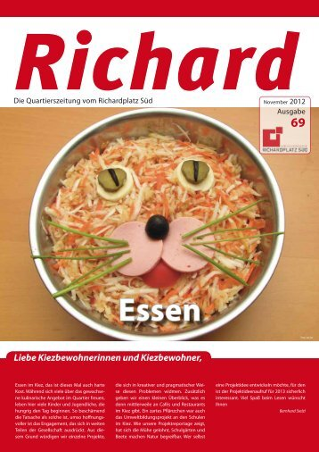 Essen - Quartiersmanagement Richardplatz Süd
