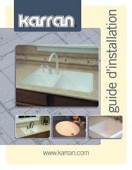 guide d'installation - Richelieu
