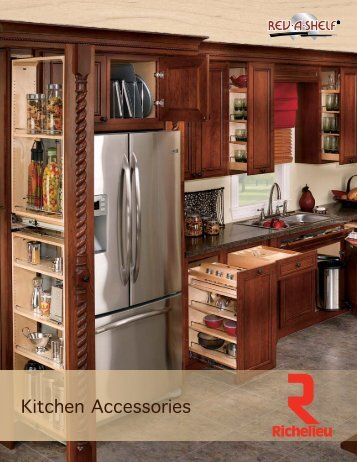 Pull-Out Pantry - Richelieu