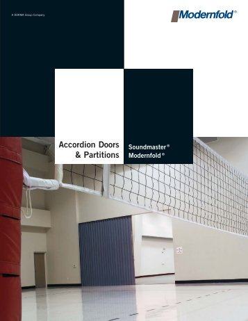 Accordion Doors & Partitions - Richelieu