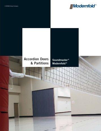 Accordion Doors U0026 Partitions   Richelieu