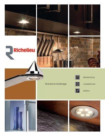 Solutions éclairage - Richelieu