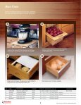 Pull-Out Pantry - Richelieu - Page 6