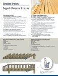 Support à terrasse StrattonMC Stratton Bracket® - Richelieu - Page 2