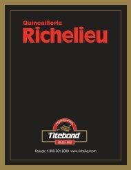 Basic CMYK - Richelieu