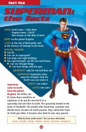 SUPERMAN: SUPERMAN: - Richmond
