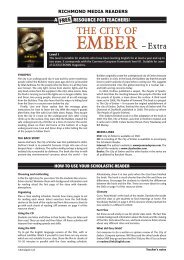 the city of ember - Richmond