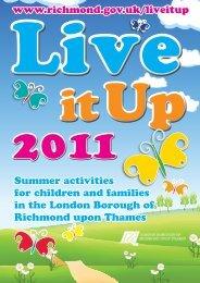 Live it Up 2011 - London Borough of Richmond upon Thames