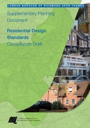 Residential design standard - London Borough of Richmond upon ...