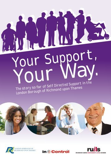Your Support, Your Way - London Borough of Richmond upon Thames