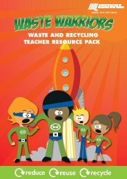 The Waste and Recycling Teachers Resource Pack - London ...