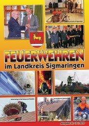 im Landkreis Sigmaringen - Feuerwehr Krauchenwies