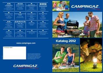 Campingaz Katalog - Bayer Outdoor