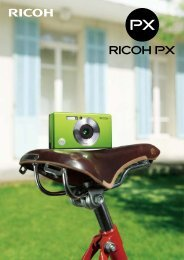 Brochure PDF RICOH PX