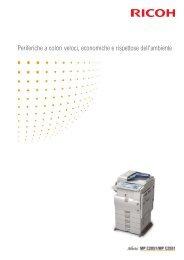 Brochure - Ricoh