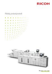 PDF Download - Ricoh