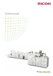 Product Download - Ricoh