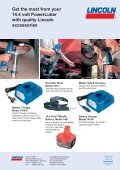 Professional Two-Speed 14.4 Volt, 1700mAh ... - Ridair/Brema - Page 4