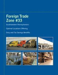 Foreign Trade Zone #33 - Ridc