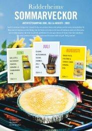juni augusti - Ridderheims