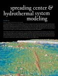 focus section: spreading center & hydrothermal system modeling - Page 4