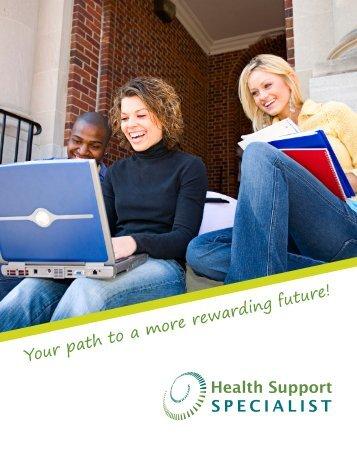 Health Support Specialist - Ridgewater College