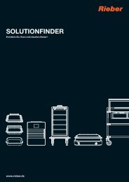 Solutionfinder - Rieber GmbH & Co. KG