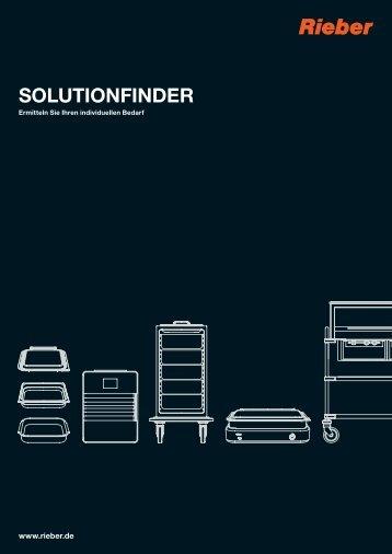Solutionfinder - Rieber GmbH & Co. KG