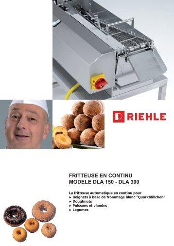 Fritt.DLA 150.Prosp.fr.Brochure.indd - Riehle Maschinenbau GmbH