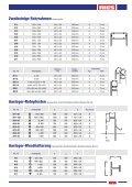 Aufstellvorrichtungen und Befestigungsmaterial - Kurt Ries GmbH - Seite 5