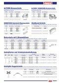 Aufstellvorrichtungen und Befestigungsmaterial - Kurt Ries GmbH - Seite 7