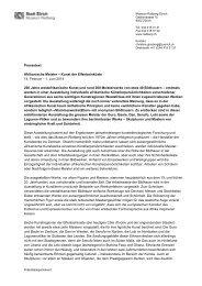 Pressetext Afrikanische Meister – Kunst der ... - Museum Rietberg