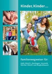 Kinder - Lokales Bündnis für Familie im Kreis Gütersloh