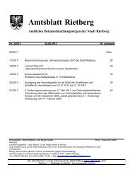 Ausgabe 03/2013 - Stadt Rietberg